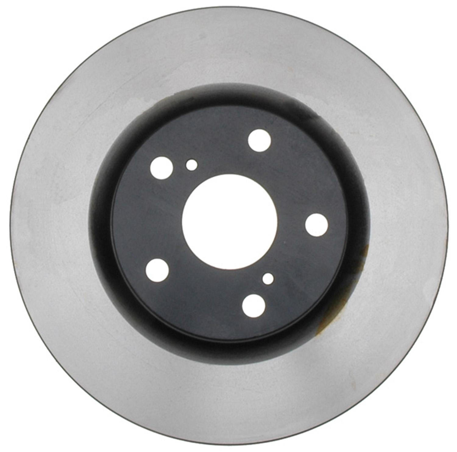 ACDELCO PROFESSIONAL BRAKES - Disc Brake Rotor (Front) - ADU 18A2448
