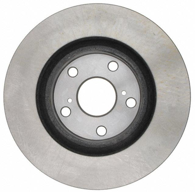 ACDELCO PROFESSIONAL DURASTOP - Disc Brake Rotor (Front) - ADU 18A2448