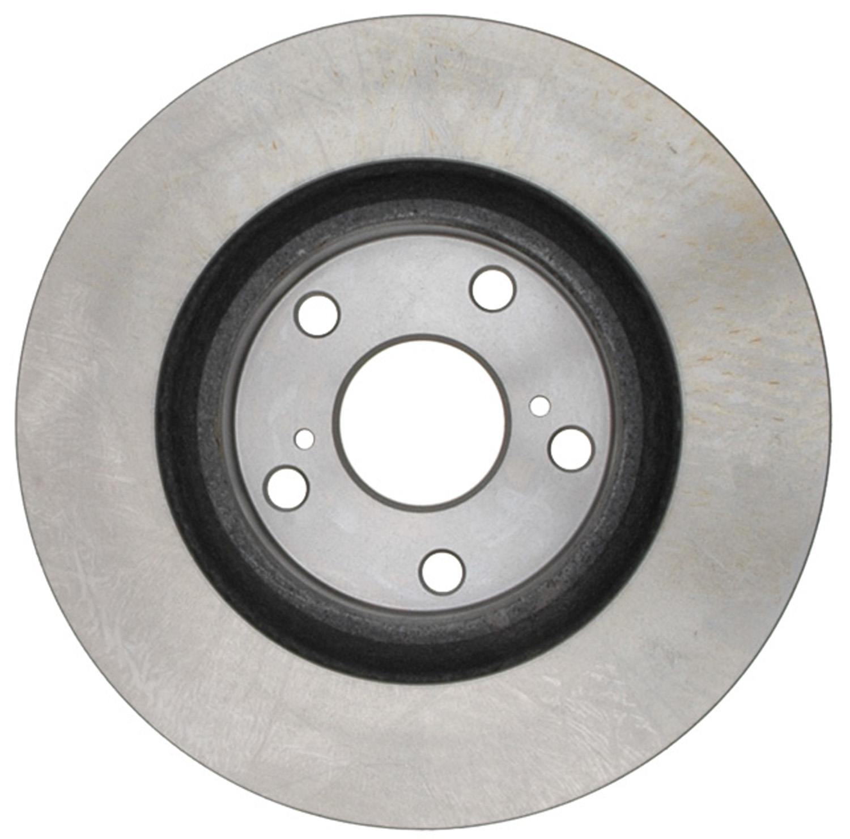 ACDELCO PROFESSIONAL BRAKES - Disc Brake Rotor - ADU 18A2448