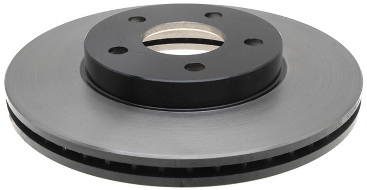 ACDELCO PROFESSIONAL BRAKES - Disc Brake Rotor (Front) - ADU 18A2458