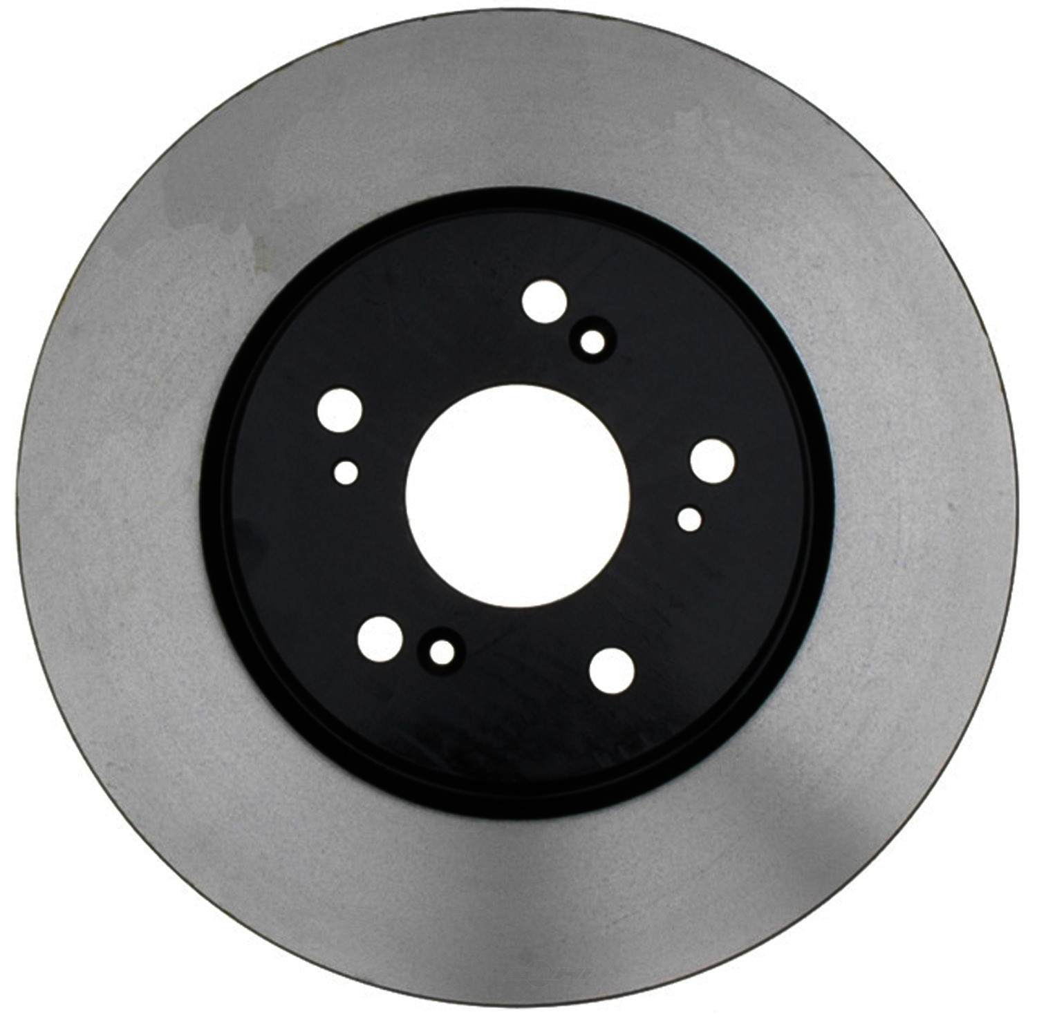 ACDELCO GOLD/PROFESSIONAL BRAKES - Black Hat (Front) - ADU 18A2463