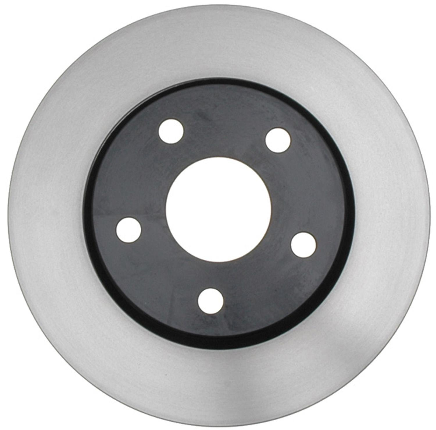 ACDELCO PROFESSIONAL BRAKES - Disc Brake Rotor (Front) - ADU 18A2464