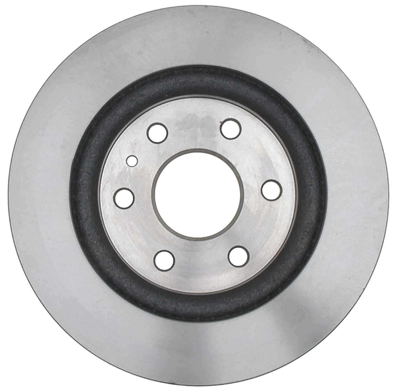 ACDELCO SILVER/ADVANTAGE - Disc Brake Rotor - DCD 18A2497A