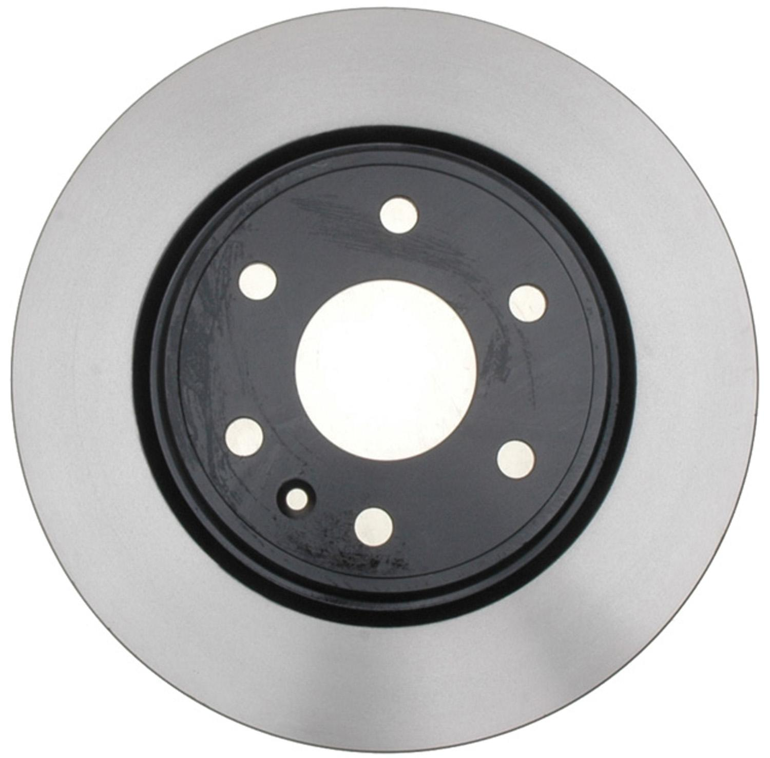 ACDELCO PROFESSIONAL BRAKES - Disc Brake Rotor (Front) - ADU 18A2497
