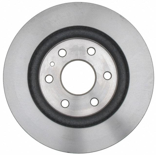ACDELCO GOLD/PROFESSIONAL BRAKES - Black Hat - ADU 18A2497