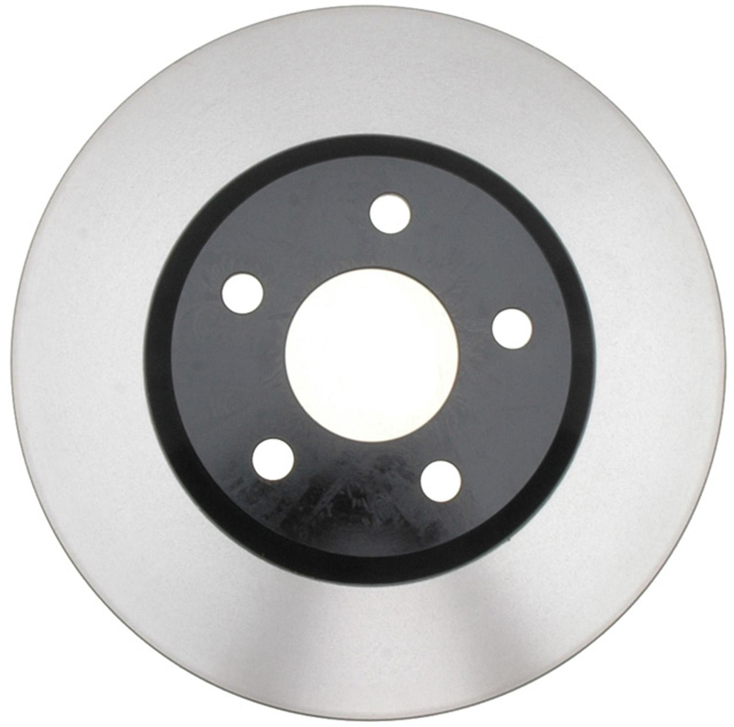 ACDELCO GOLD/PROFESSIONAL BRAKES - Black Hat (Front) - ADU 18A2498