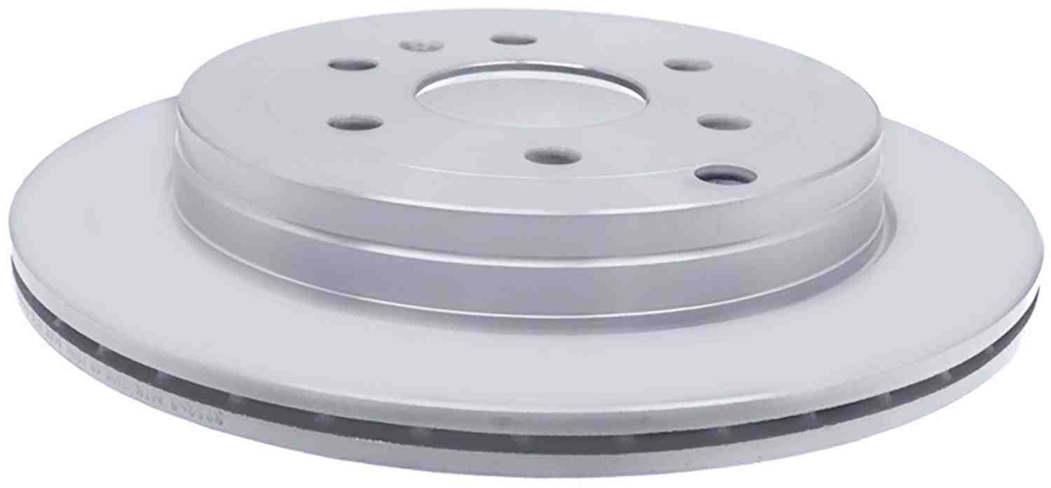 ACDELCO SILVER/ADVANTAGE - Coated Disc Brake Rotor - DCD 18A2543AC