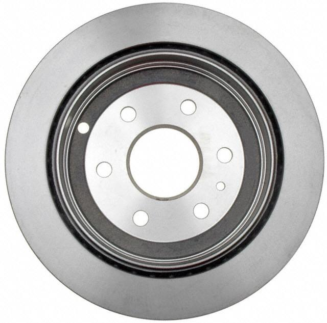 ACDELCO GOLD/PROFESSIONAL BRAKES - Black Hat - ADU 18A2543