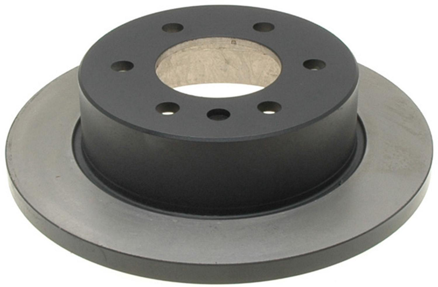 ACDELCO PROFESSIONAL BRAKES - Disc Brake Rotor (Rear) - ADU 18A2579