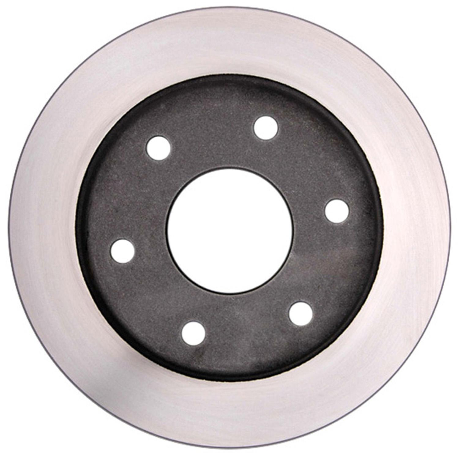 ACDELCO PROFESSIONAL BRAKES - Disc Brake Rotor - ADU 18A258