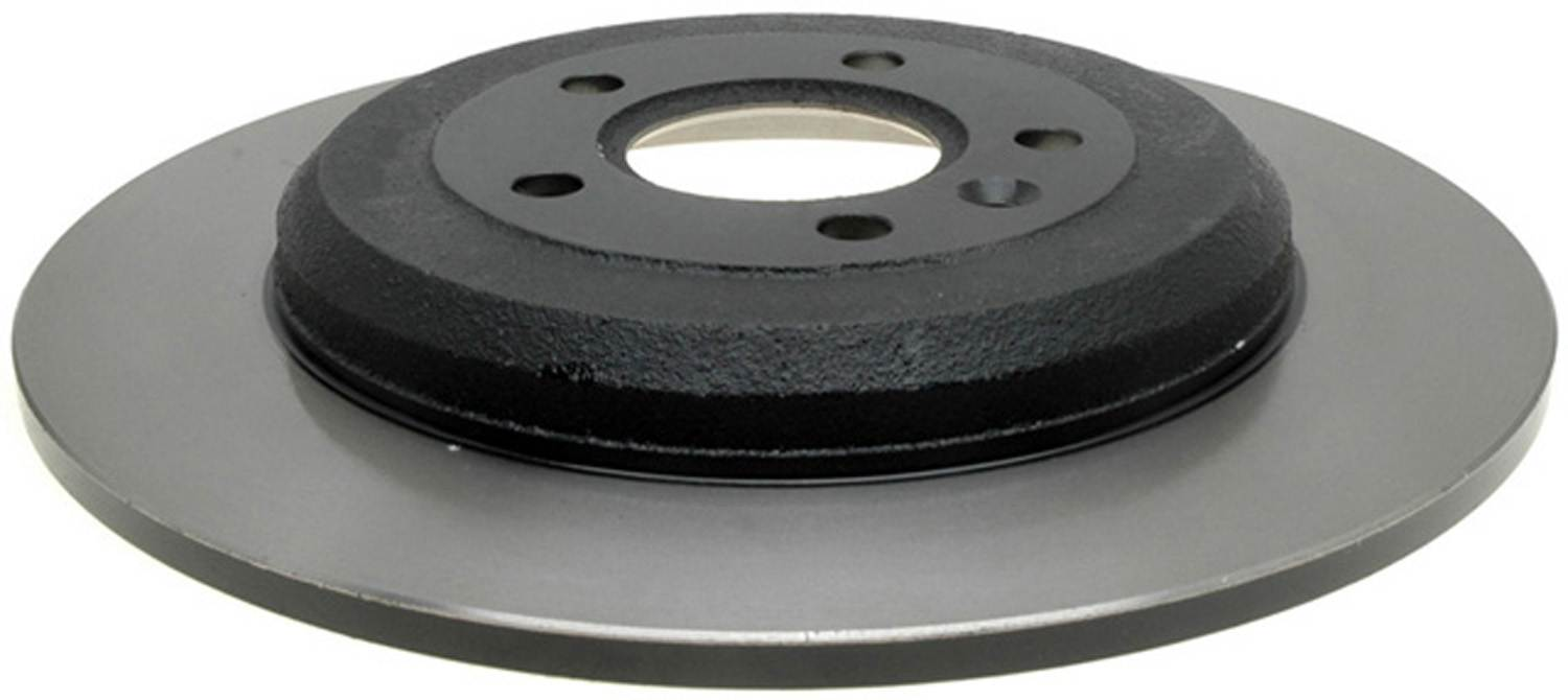 ACDELCO GOLD/PROFESSIONAL - Black Hat (Rear) - DCC 18A2629