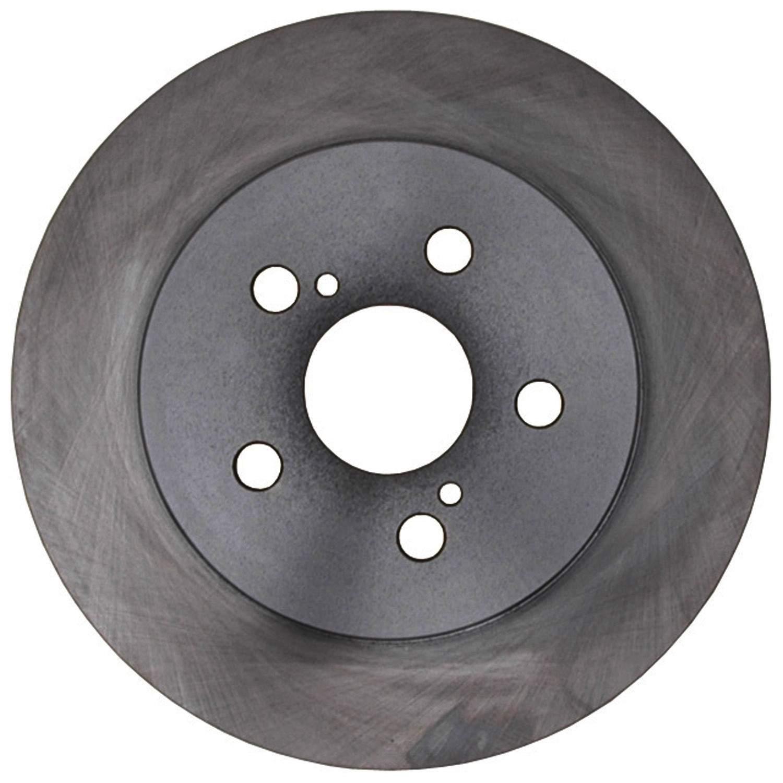 ACDELCO ADVANTAGE - Non-Coated Disc Brake Rotor - DCD 18A2635A