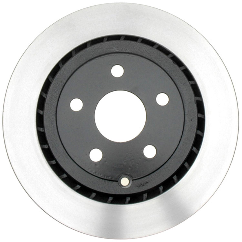 ACDELCO PROFESSIONAL BRAKES - Disc Brake Rotor (Rear) - ADU 18A2662