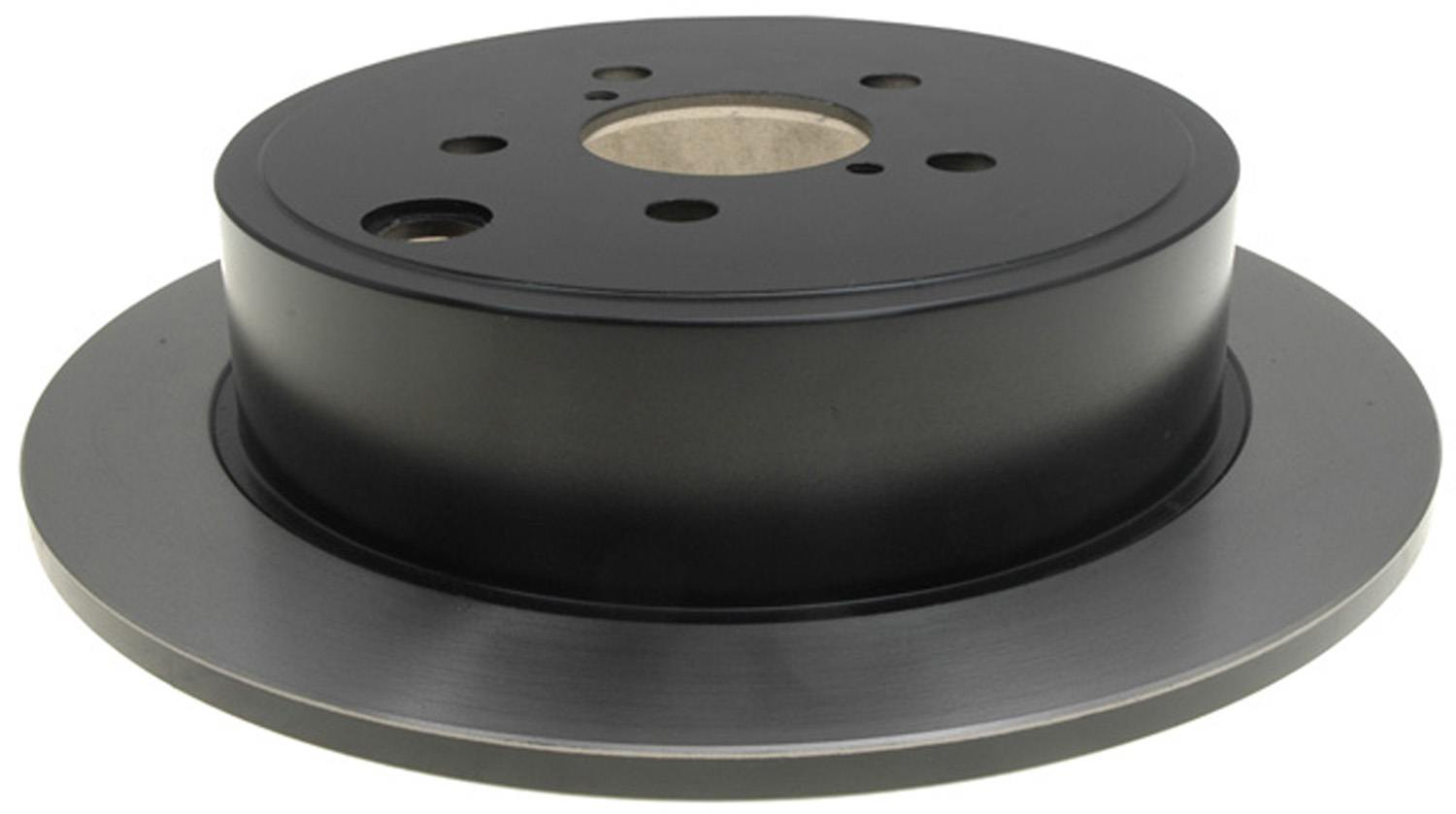 ACDELCO GOLD/PROFESSIONAL - Black Hat (Rear) - DCC 18A2683