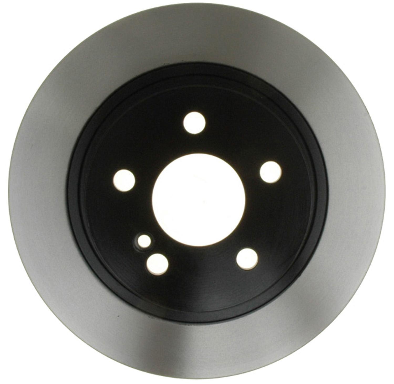 ACDELCO PROFESSIONAL BRAKES - Disc Brake Rotor - ADU 18A2709