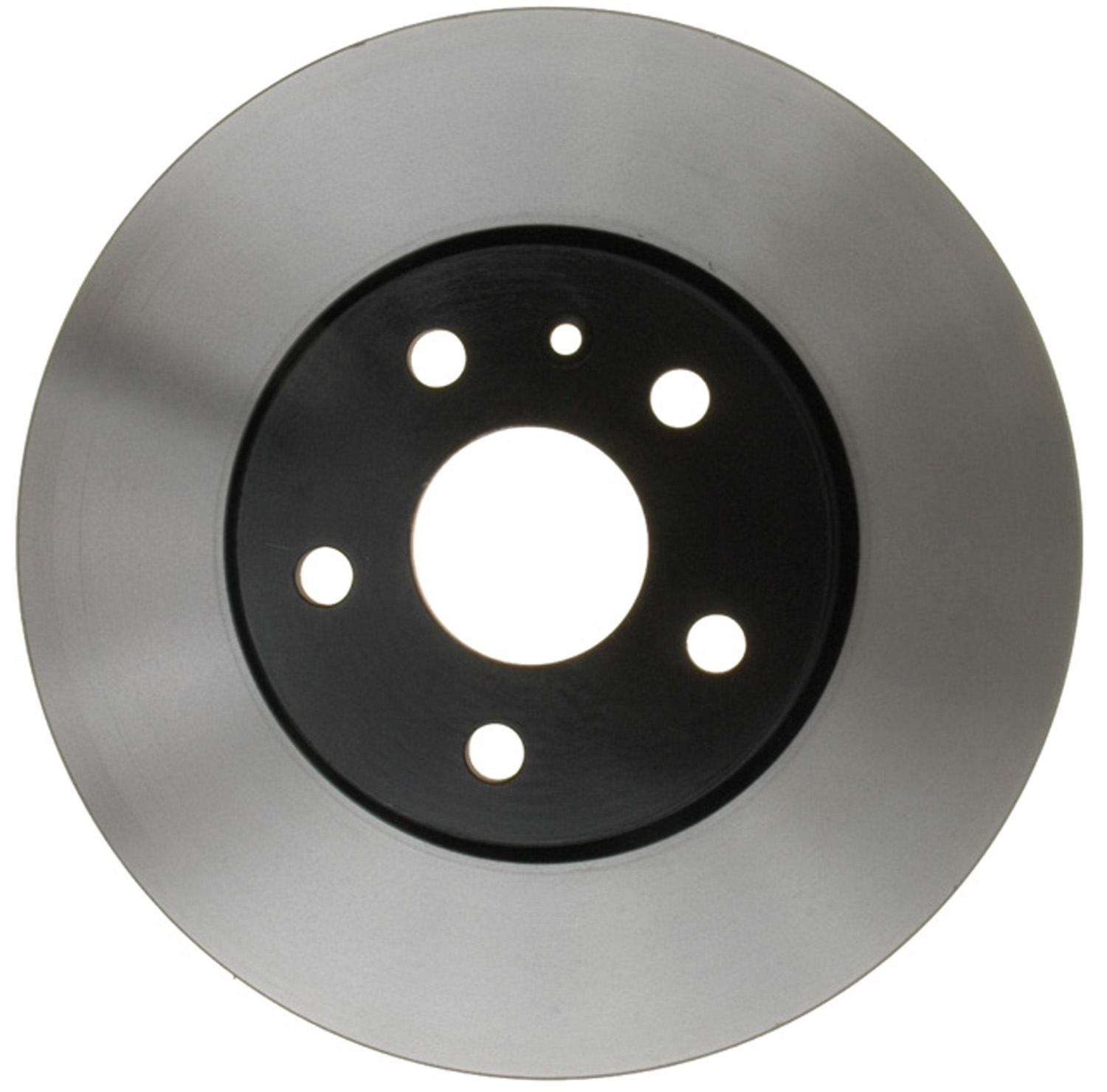 ACDELCO GOLD/PROFESSIONAL BRAKES - Black Hat (Front) - ADU 18A2719