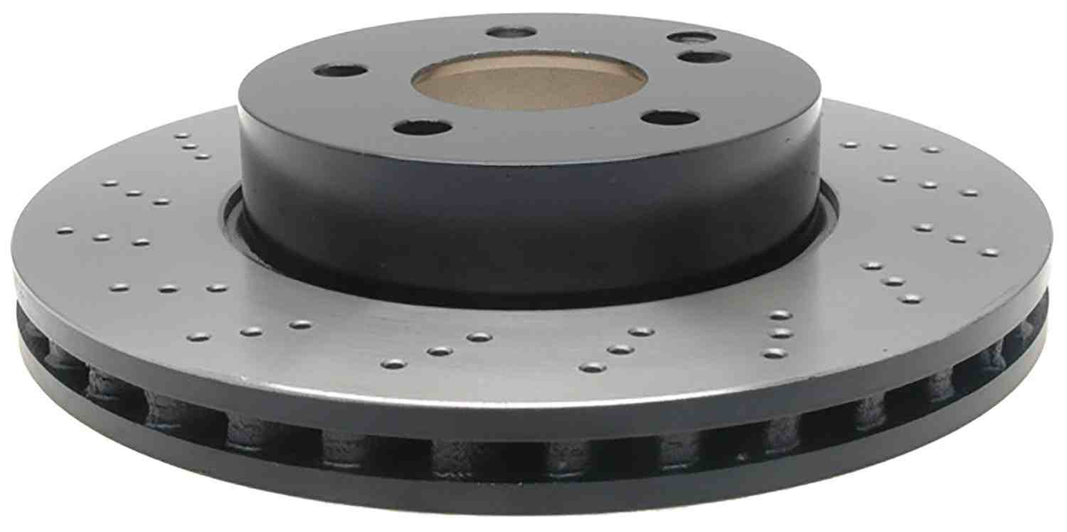 ACDELCO PROFESSIONAL BRAKES - Disc Brake Rotor (Front) - ADU 18A2769
