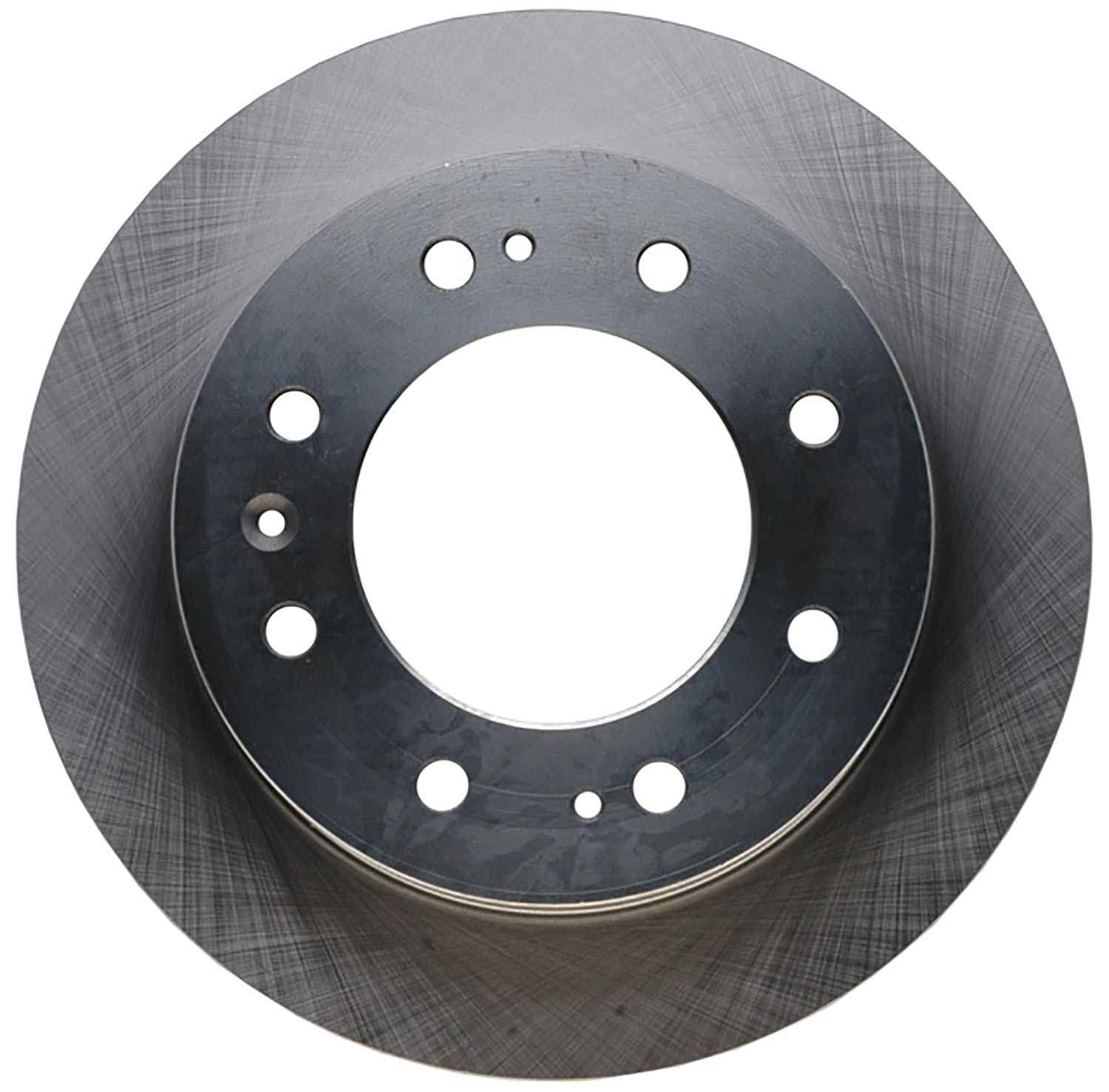 ACDELCO PROFESSIONAL BRAKES - Disc Brake Rotor (Front) - ADU 18A2804