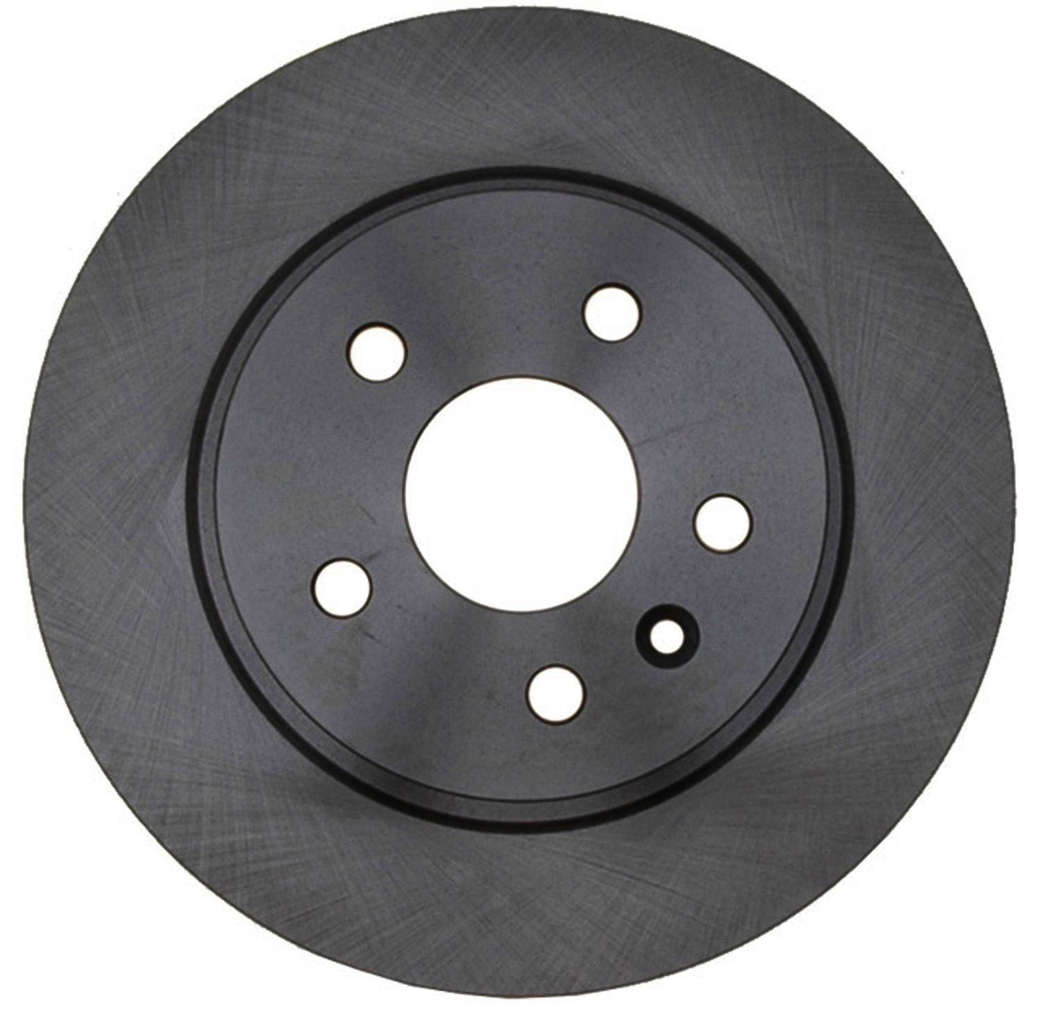 ACDELCO SILVER/ADVANTAGE - Disc Brake Rotor (Rear) - DCD 18A2821A
