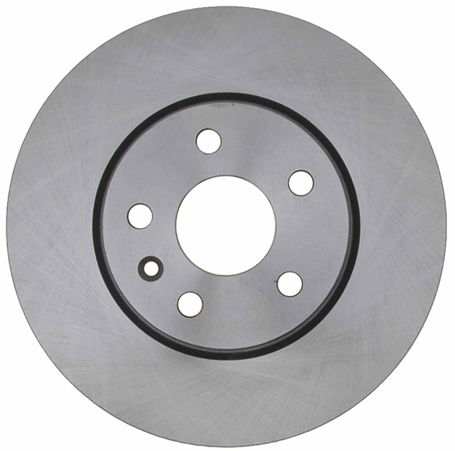 ACDELCO SILVER/ADVANTAGE - Coated Disc Brake Rotor (Front) - DCD 18A2822AC