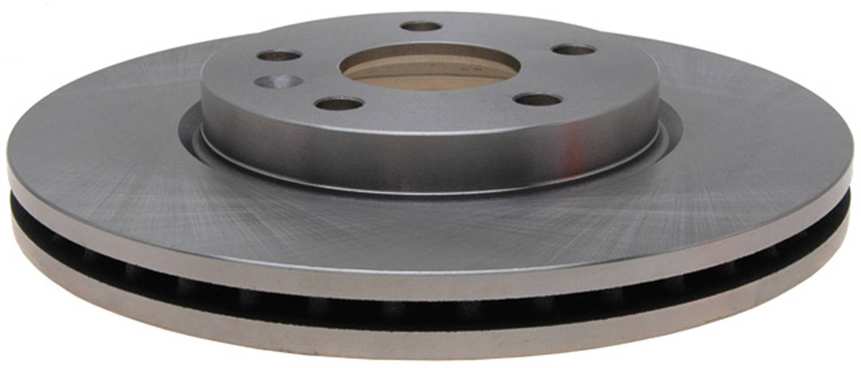 ACDELCO SILVER/ADVANTAGE - Disc Brake Rotor (Front) - DCD 18A2822A