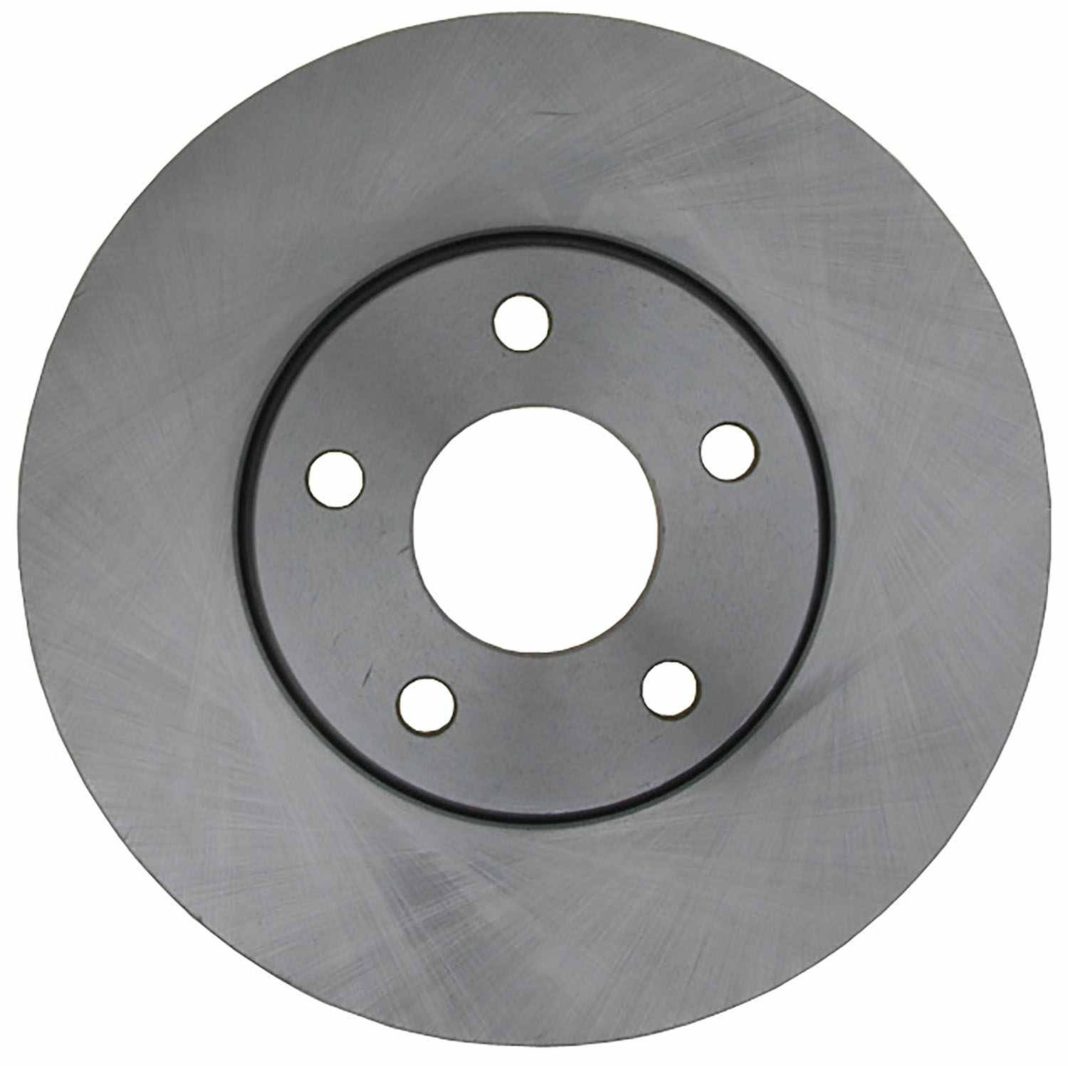 ACDELCO ADVANTAGE - Coated Disc Brake Rotor (Front) - DCD 18A2841AC