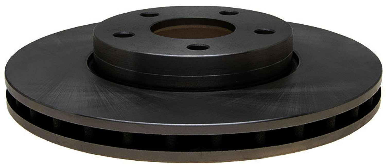 ACDELCO ADVANTAGE - Non-Coated Disc Brake Rotor (Front) - DCD 18A2841A