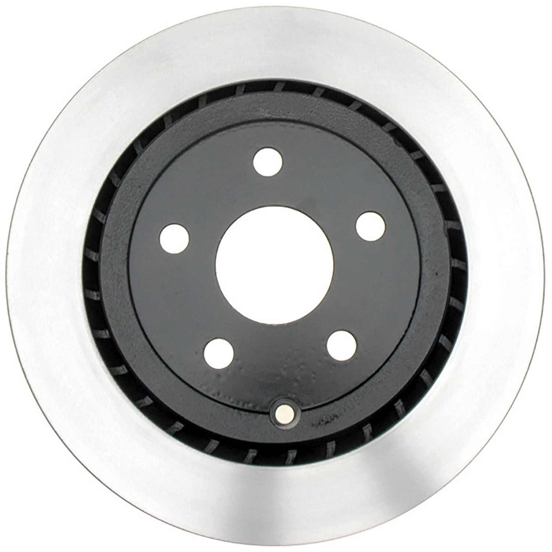 ACDELCO PROFESSIONAL BRAKES - Disc Brake Rotor (Rear) - ADU 18A2916