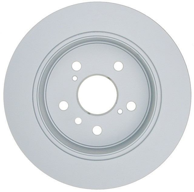 ACDELCO SILVER/ADVANTAGE - Coated Disc Brake Rotor - DCD 18A2930AC