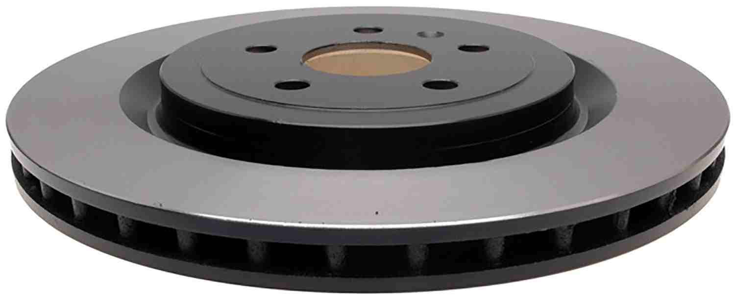ACDELCO GOLD/PROFESSIONAL BRAKES - Black Hat (Rear) - ADU 18A2936
