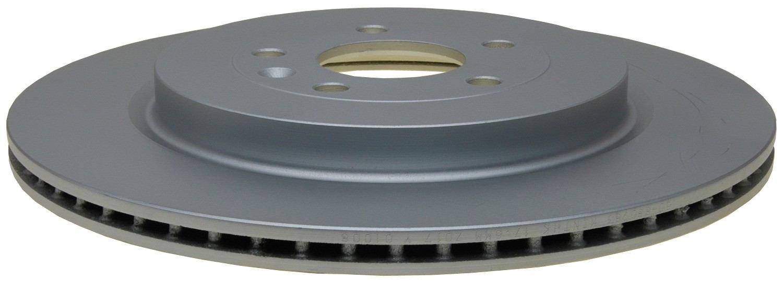 ACDELCO SILVER/ADVANTAGE - Coated Disc Brake Rotor (Rear) - DCD 18A2947AC