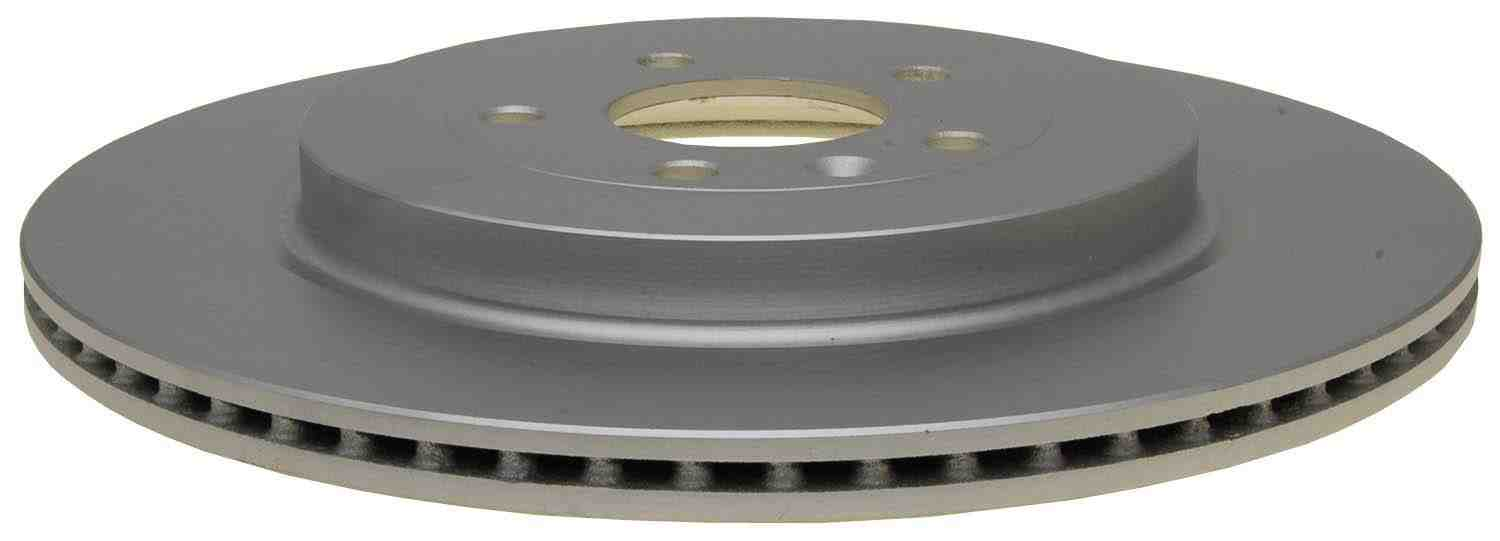 ACDELCO GOLD/PROFESSIONAL BRAKES - Enhanced Performance Police (Rear) - ADU 18A2947PV