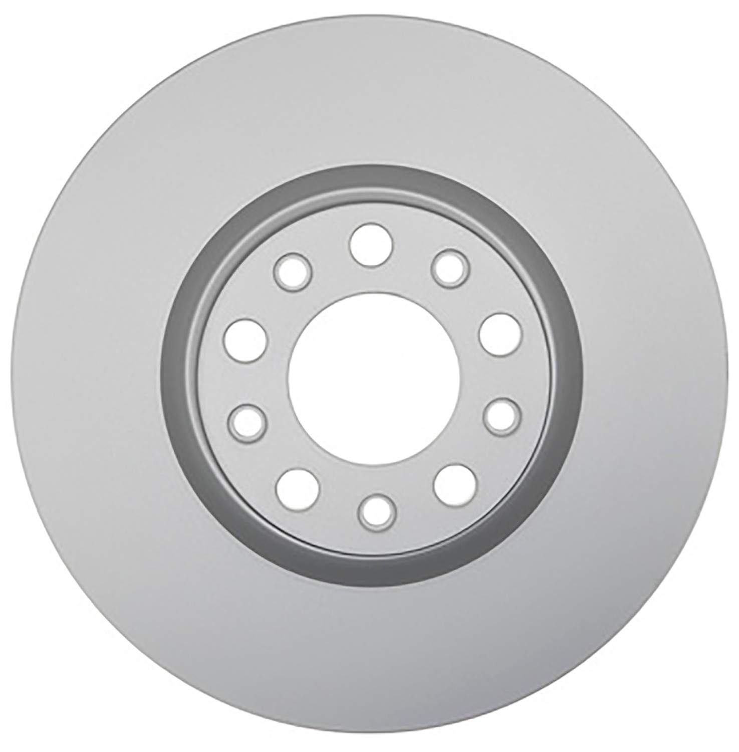 ACDELCO GOLD/PROFESSIONAL BRAKES - Fully Coated (Front) - ADU 18A2961