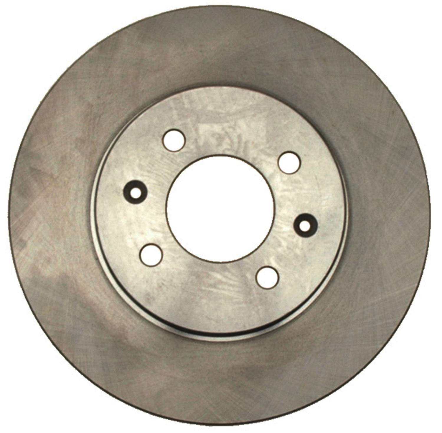 ACDELCO ADVANTAGE - Non-Coated Disc Brake Rotor - DCD 18A367A