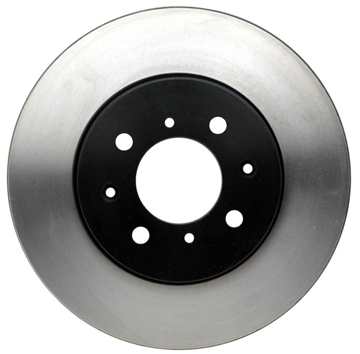 ACDELCO PROFESSIONAL BRAKES - Disc Brake Rotor (Front) - ADU 18A367