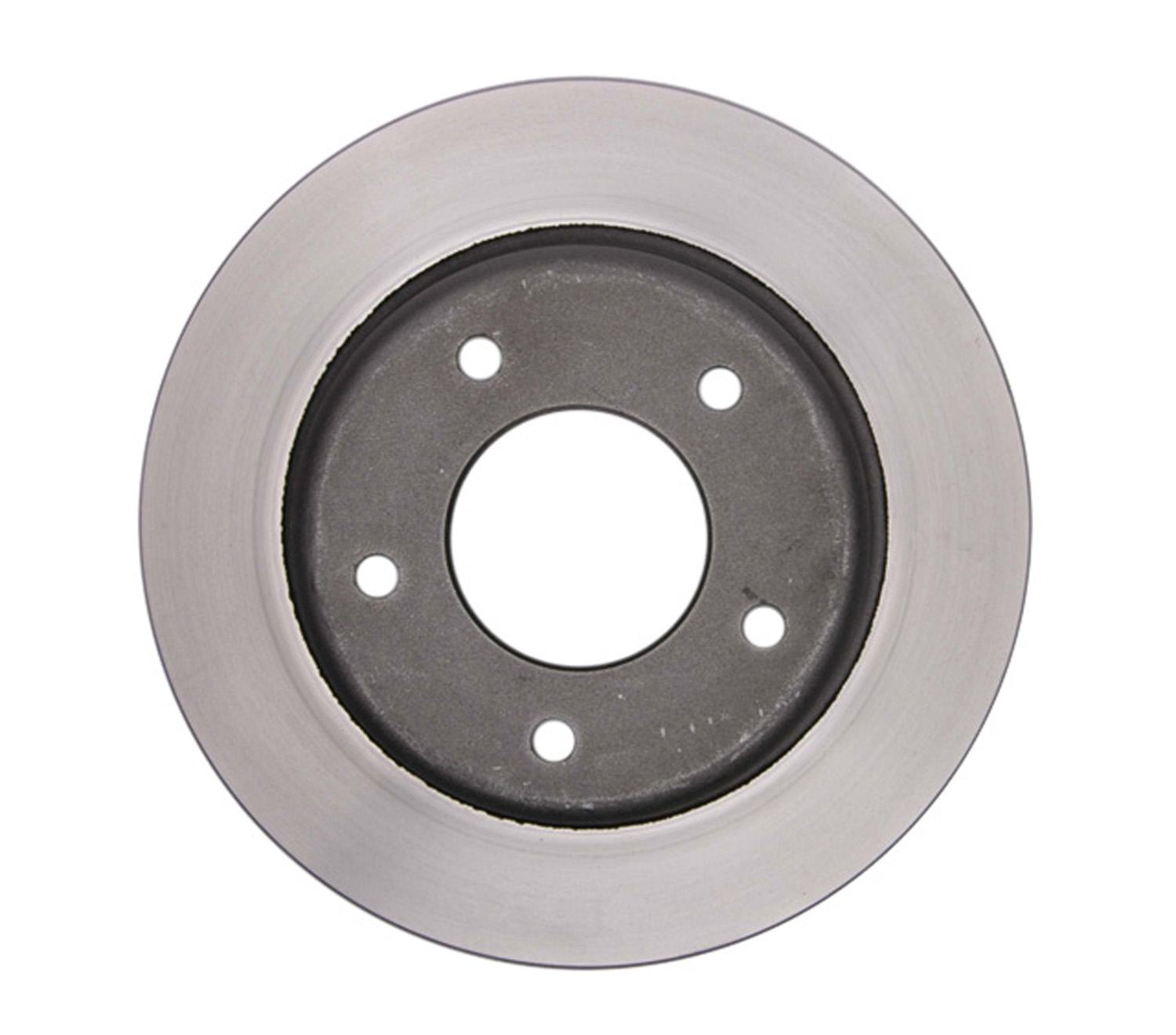 ACDELCO PROFESSIONAL BRAKES - Disc Brake Rotor (Front) - ADU 18A403