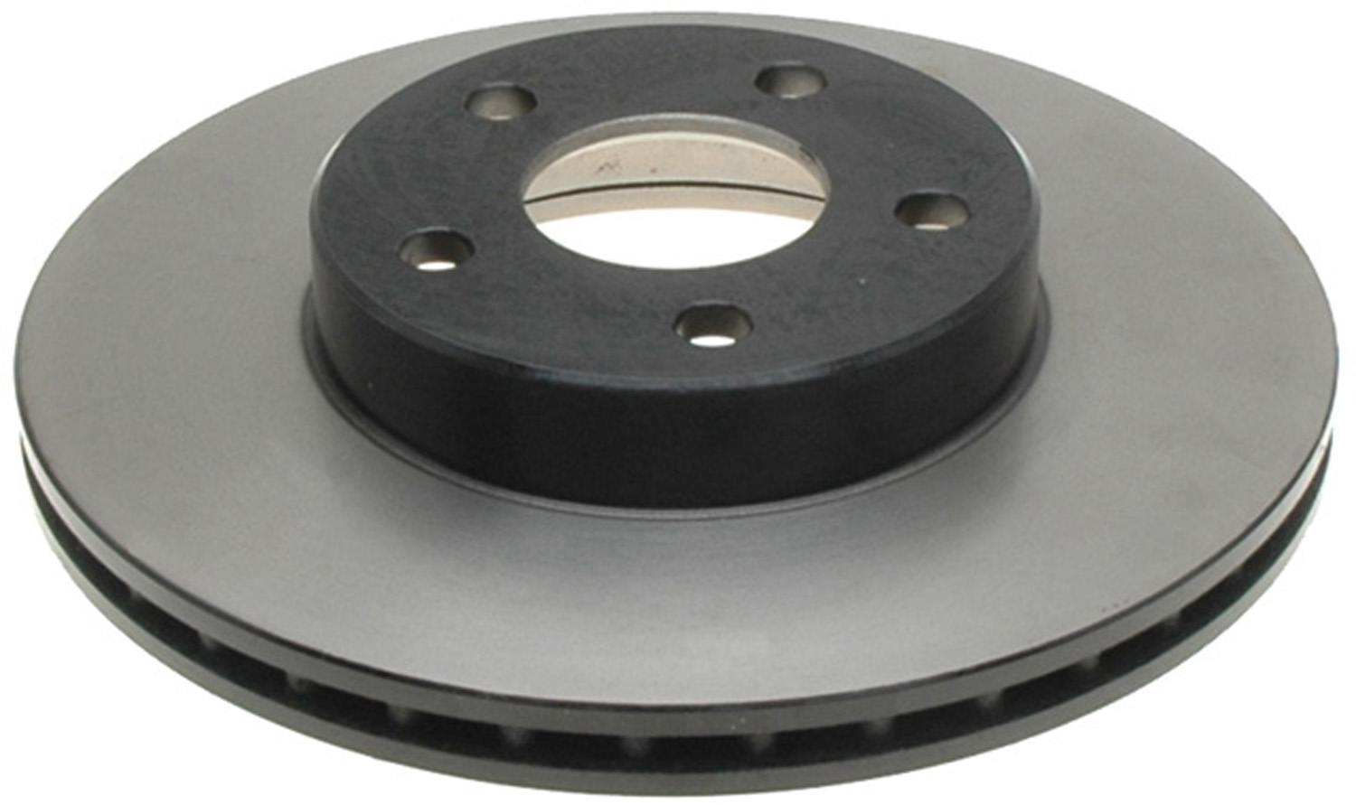ACDELCO PROFESSIONAL BRAKES - Disc Brake Rotor (Front) - ADU 18A407