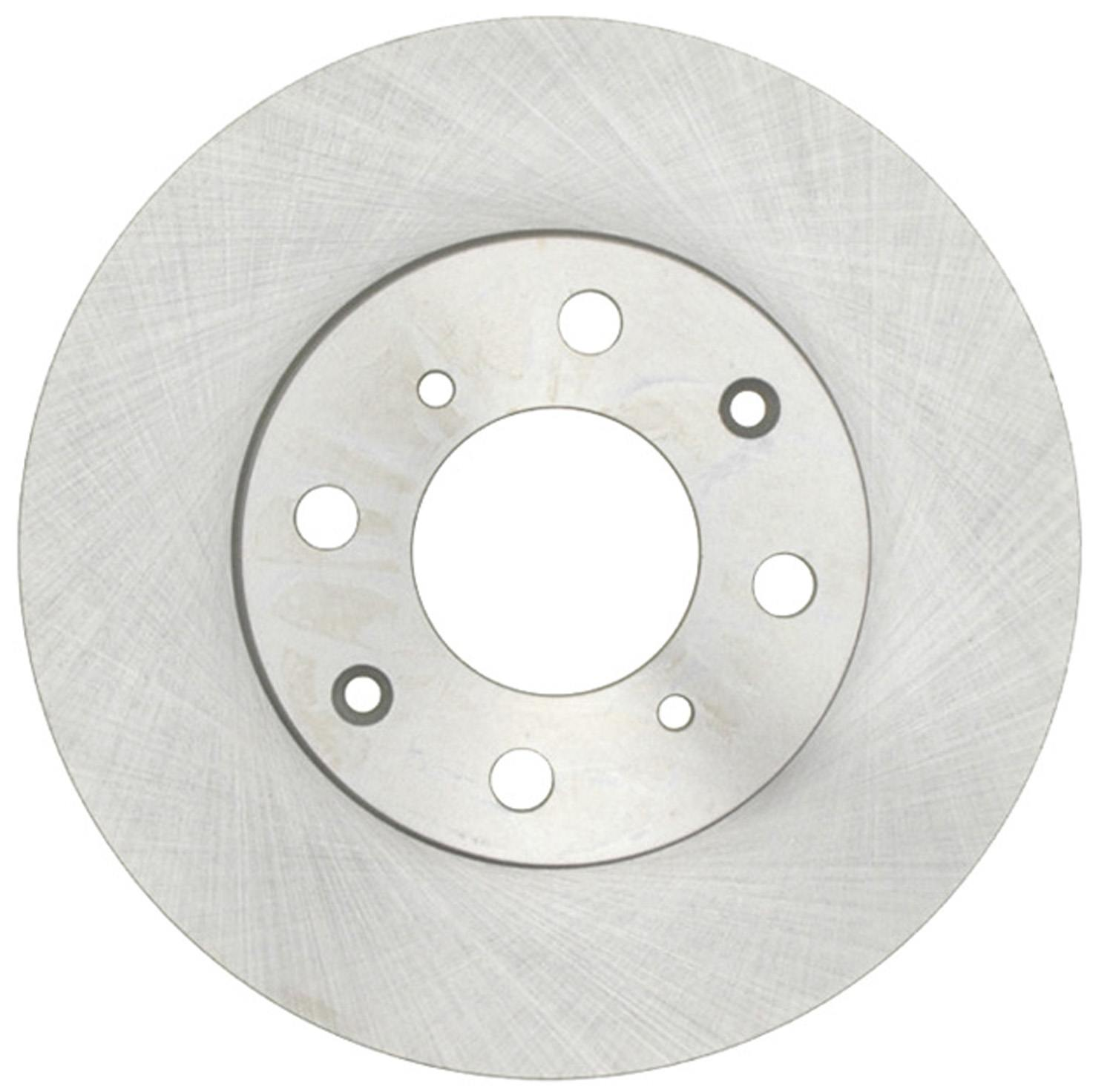 ACDELCO ADVANTAGE - Non-Coated Disc Brake Rotor - DCD 18A413A