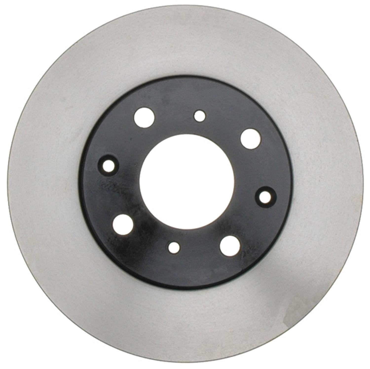 ACDELCO PROFESSIONAL BRAKES - Disc Brake Rotor (Front) - ADU 18A413
