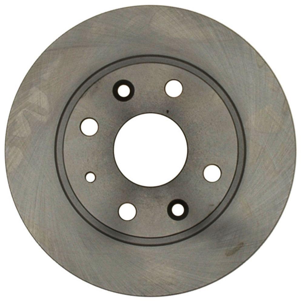 ACDELCO ADVANTAGE - Non-Coated Disc Brake Rotor - DCD 18A469A