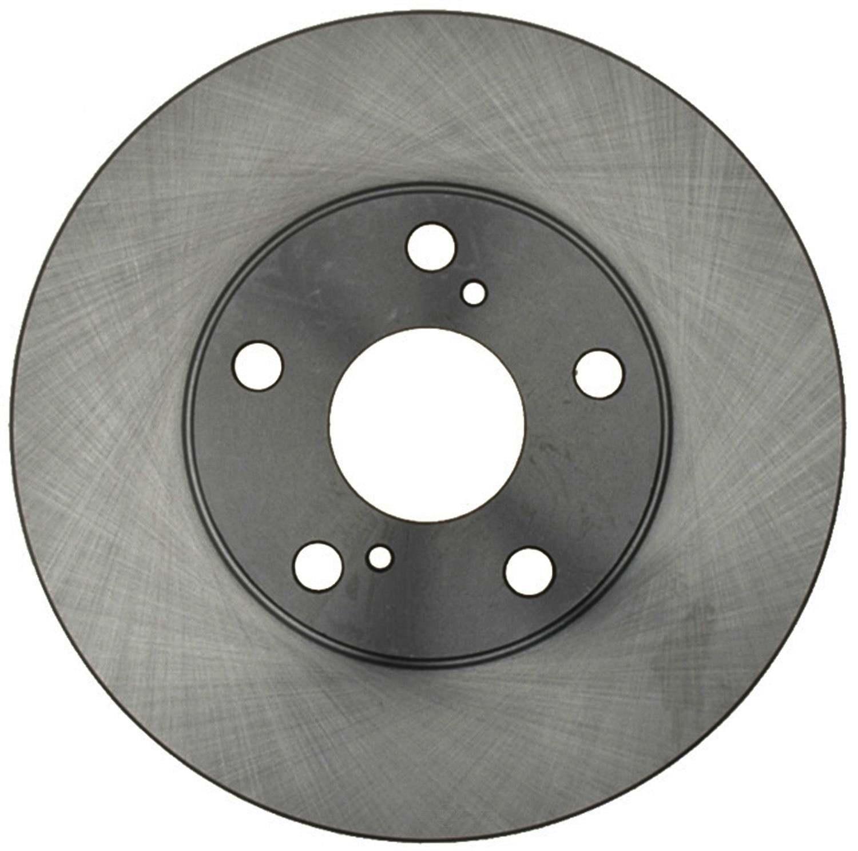 ACDELCO SILVER/ADVANTAGE - Disc Brake Rotor (Front) - DCD 18A471A
