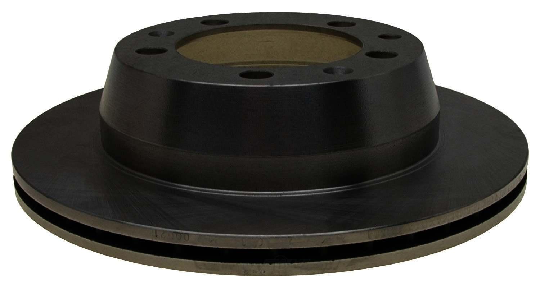 ACDELCO SILVER/ADVANTAGE - Disc Brake Rotor (Rear) - DCD 18A512A