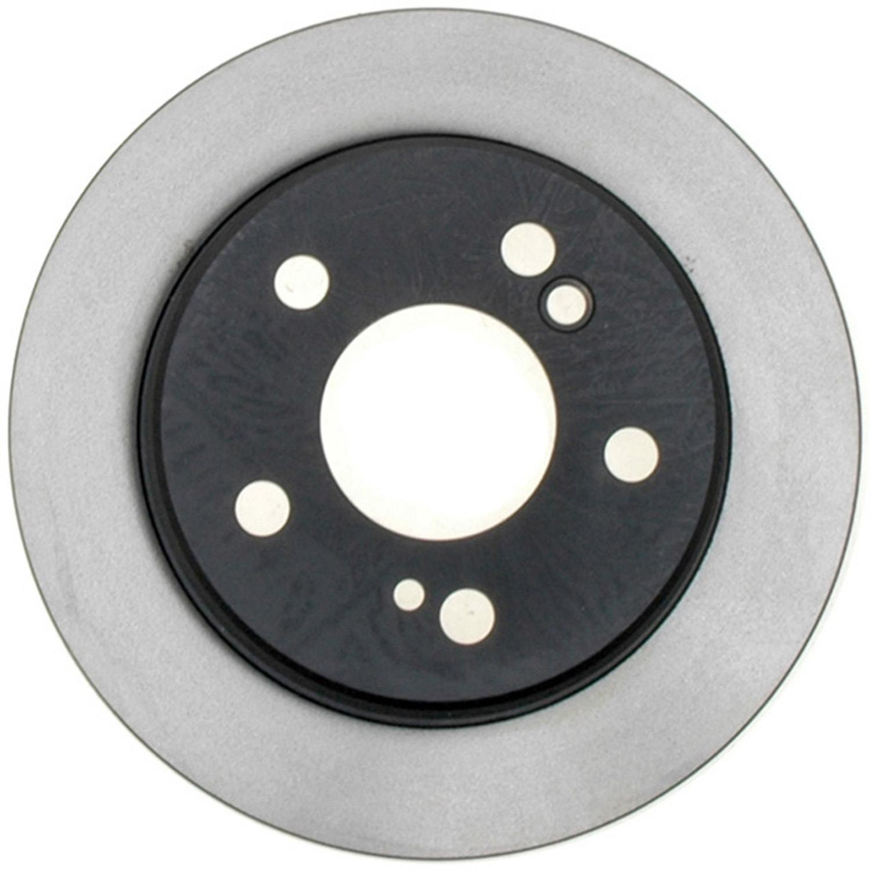 ACDELCO PROFESSIONAL BRAKES - Disc Brake Rotor (Rear) - ADU 18A540