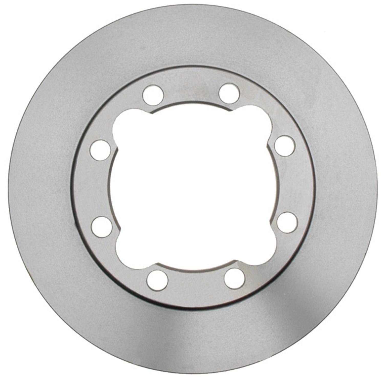 ACDELCO PROFESSIONAL BRAKES - Disc Brake Rotor - ADU 18A558