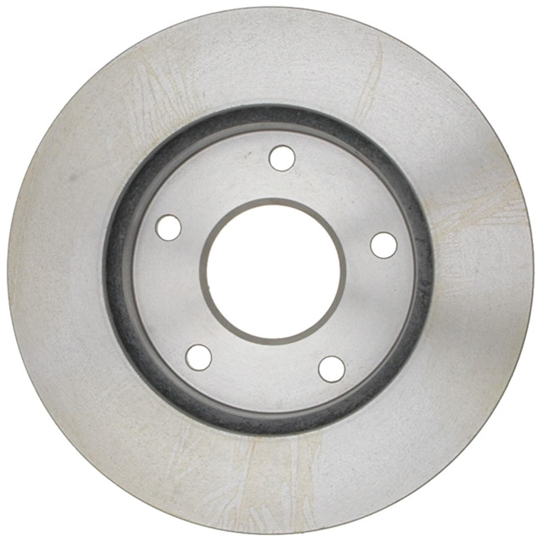 ACDELCO PROFESSIONAL BRAKES - Disc Brake Rotor - ADU 18A60