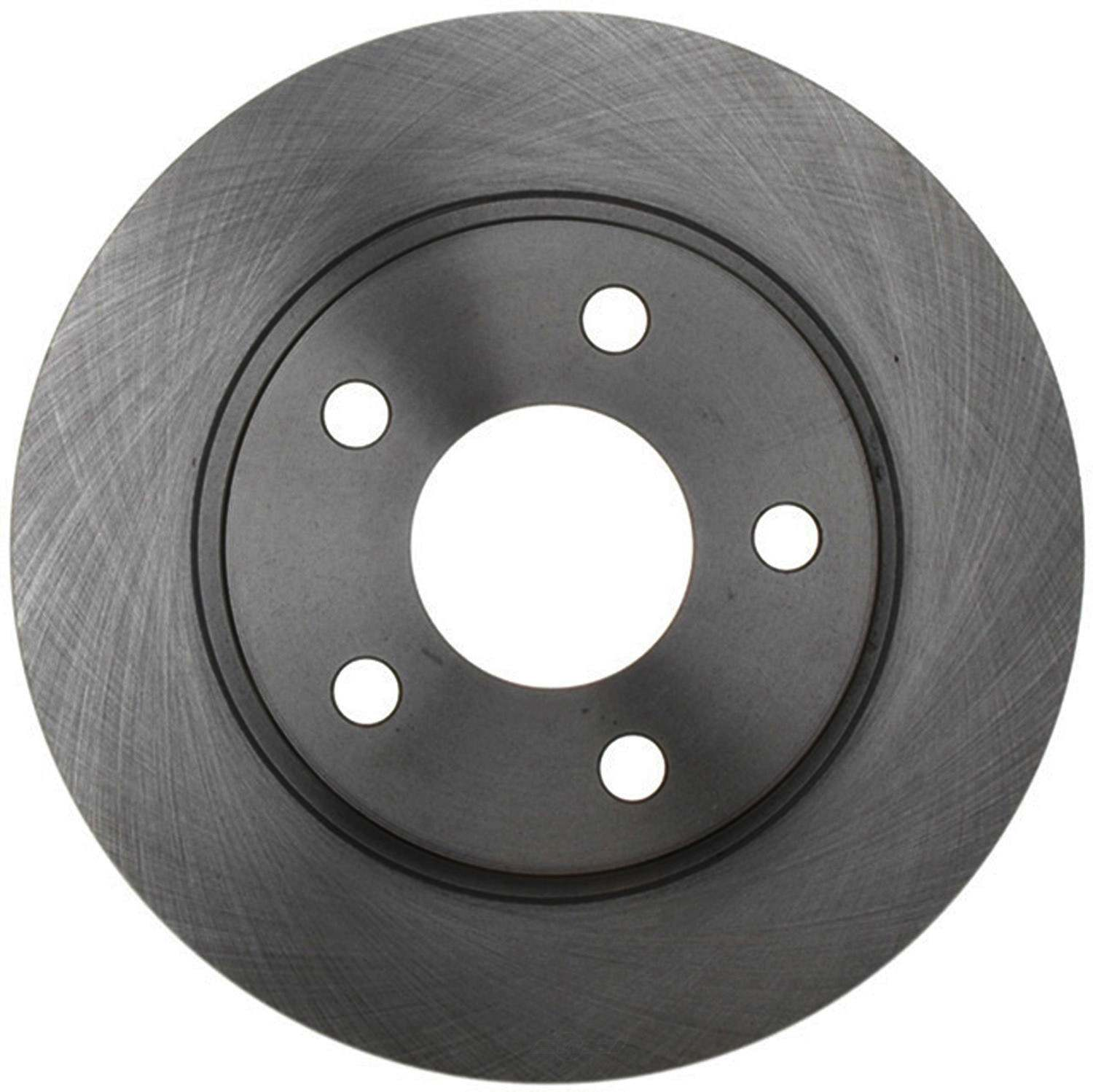 ACDELCO ADVANTAGE - Non-Coated Disc Brake Rotor (Rear) - DCD 18A623A