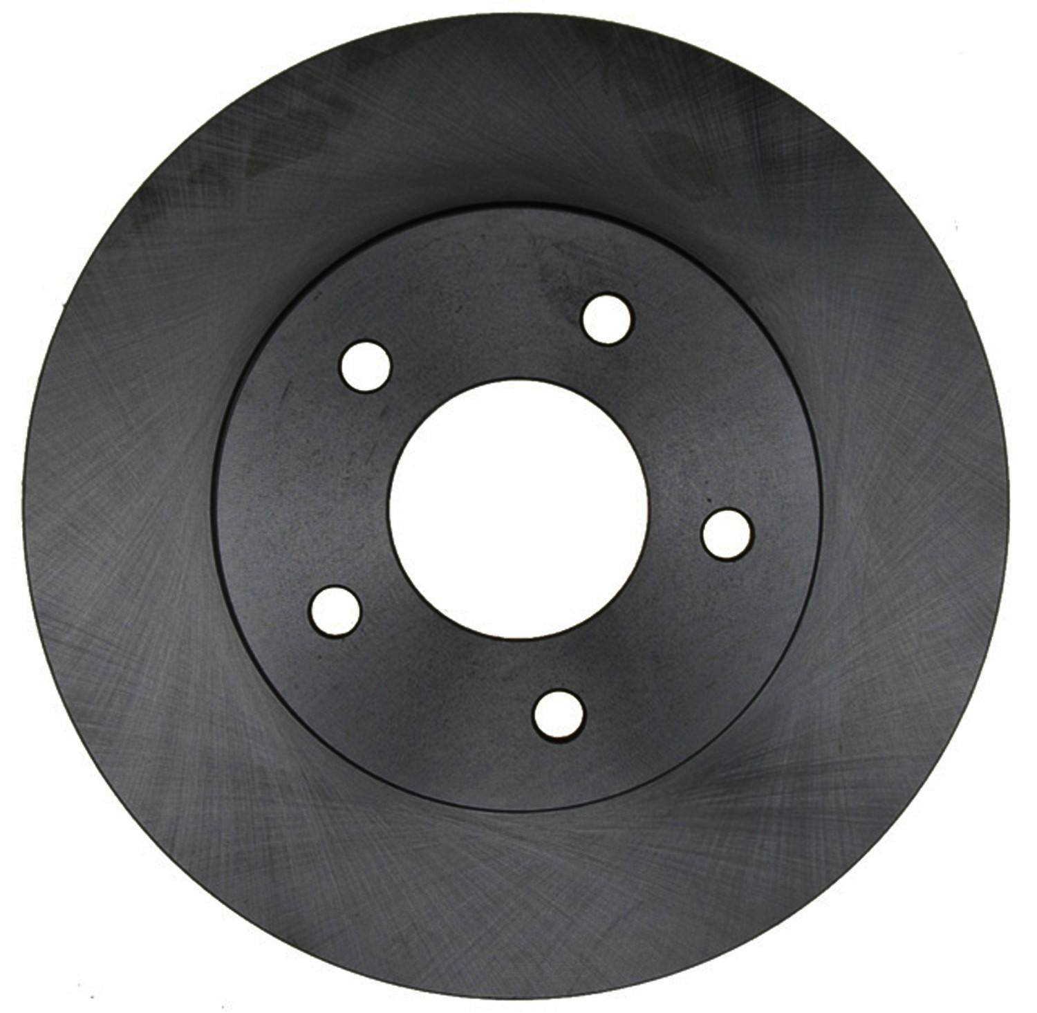 ACDELCO ADVANTAGE - Non-Coated Disc Brake Rotor - DCD 18A659A