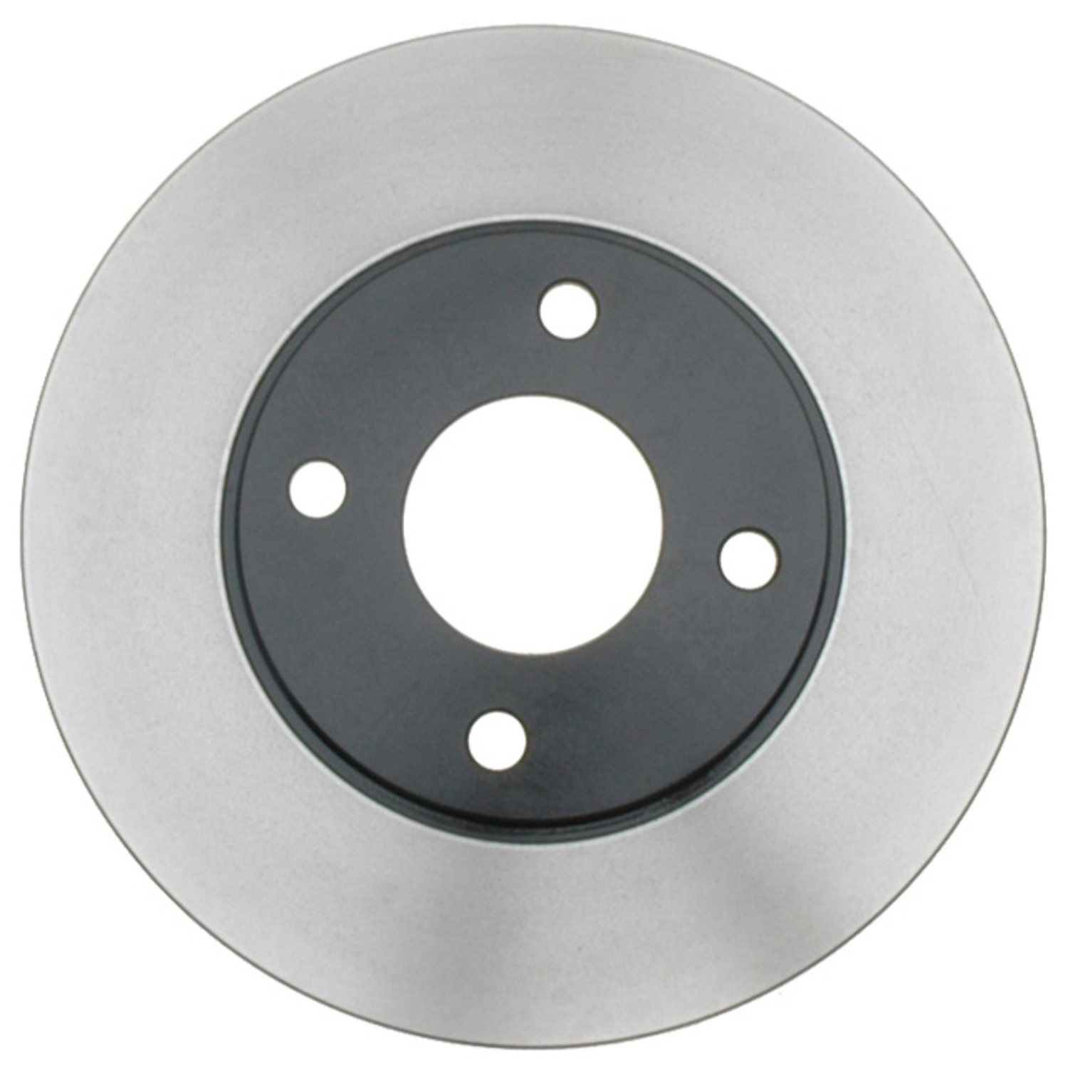 ACDELCO ADVANTAGE - Coated Disc Brake Rotor (Front) - DCD 18A680AC