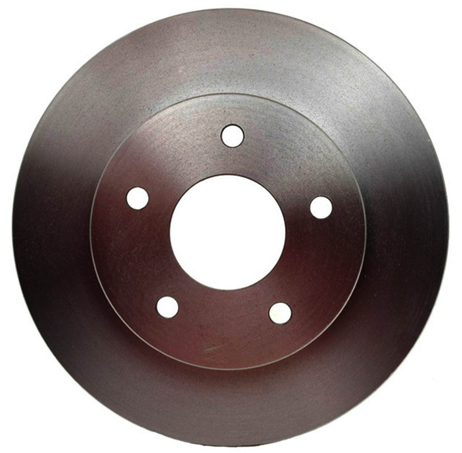 ACDELCO ADVANTAGE - Non-Coated Disc Brake Rotor - DCD 18A701A