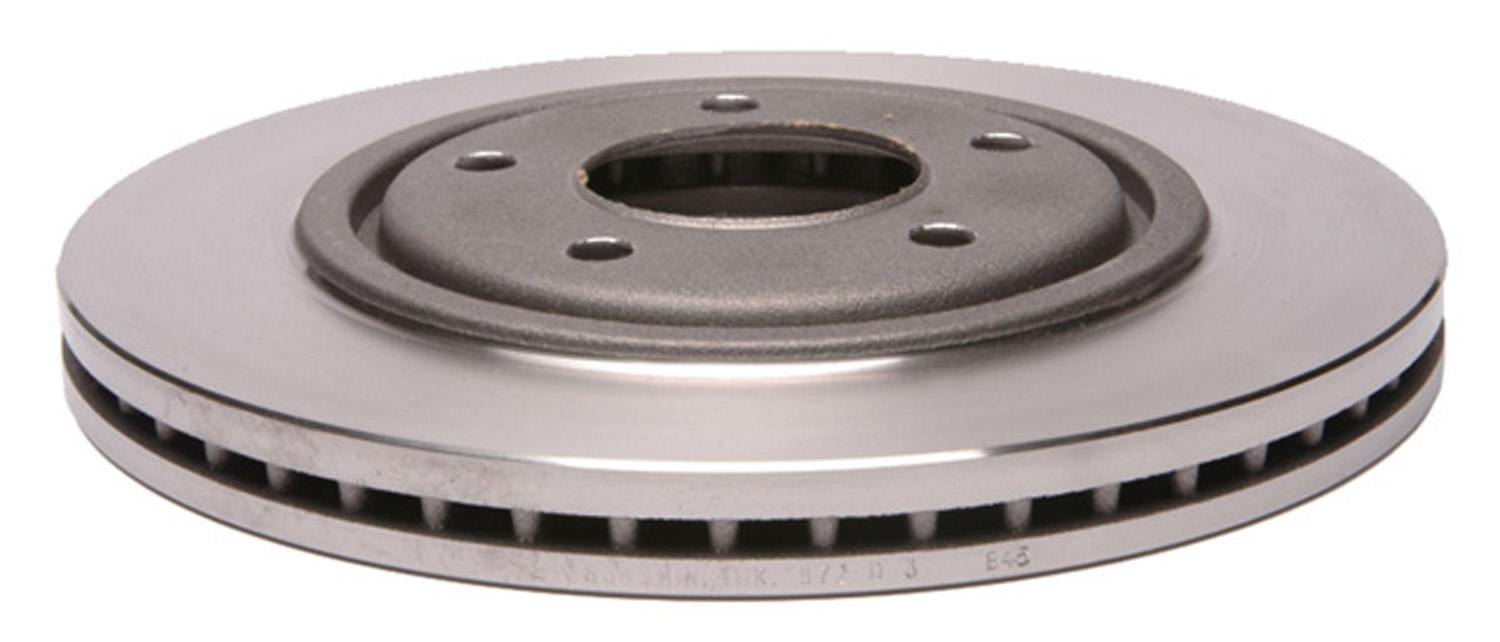 ACDELCO PROFESSIONAL BRAKES - Disc Brake Rotor (Front) - ADU 18A712